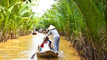 Mekong Delta Small Group Tour Including My Tho and Ben Tre, Ho Chi Minh City, Day Trips