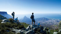 Private Cape Town City Tour Including Table Mountain Walk, Cape Town, Sightseeing & City Passes