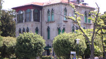 Art Nouveau villas in Venice Lido, Venice, City Tours