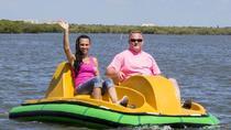 1-Hour Electric Assisted Pedal Boat Rental in Daytona Beach, Daytona Beach