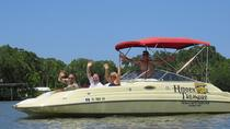 Funship Deck Boat Rental in Daytona Beach, Daytona Beach, Boat Rental
