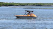 Half-Hour Vortex Go-Float Boat Rental in Daytona Beach, Daytona Beach, Boat Rental