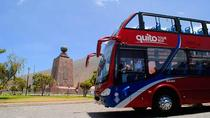 Mitad del Mundo Tour in Double Decker Bus Including All Entrances