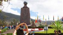 Mitad del Mundo Tour in Double Decker Bus Including All Entrances, Quito, Private Sightseeing Tours