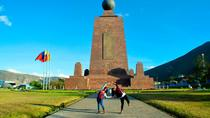 Pululahua Crater and Middle of the World Monument from Quito, Quito, Day Trips
