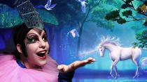 Espectáculo de 2 horas The Forest Code Show de Chimelong International Circus con recogida en ...
