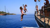 4 Days 3 Nights Blue Cruise From Fethiye to Olympos, Fethiye, Multi-day Cruises