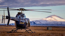 Iceland Helicopter Tour from Reykjavik: Geothermal Wilderness, Reykjavik, Bus & Minivan Tours