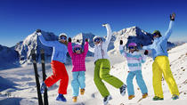 Teen Ski Rental Package from Jackson Hole, Jackson Hole, Ski & Snow