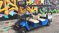Wynwood Graffiti Golf Cart Tour, Miami, City Tours