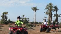 Half-Day Quad Biking Tour in Palmerie in Marrakech, Marrakech, Half-day Tours