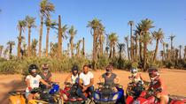 Marrakech Palmeraie Half-Day Quad Bike Experience, Marrakech, Half-day Tours