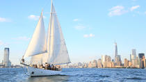 New York Sailboat Cruise with Wine Cheese and Charcuterie, New York City, Walking Tours