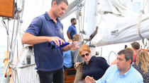 New York Sailboat Cruise with Wine Cheese and Charcuterie, New York City, Private Sightseeing Tours