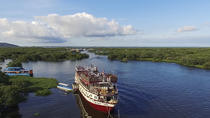 4-Hour Tonle Sap Sunset Dinner Cruise from Siem Reap, Siem Reap, Dining Experiences