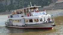 Boedapest 1-uurs hop-on hop-off sightseeing boottocht over de rivier de Donau, Budapest, Day Cruises