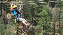 Broadmoor Soaring Adventure Zip-Line Tour, Colorado Springs