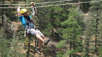 Broadmoor Soaring Adventure Zipline Tour, Colorado Springs, Ziplines