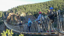 Combo Course Zipline Tour, Colorado Springs, 4WD, ATV & Off-Road Tours