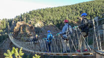 Fins Course Zipline Tour, Colorado Springs, 4WD, ATV & Off-Road Tours