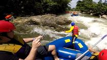 Rafting, ATV and Ziplining Adventure from Phuket , Phuket, White Water Rafting