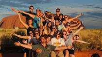 Overnight Uluru (Ayers Rock) Camping Tour Including Uluru Sunrise and Sunset Experience and Kata ...