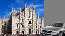 Private Transfer Milan Malpensa MXP or Linate LIN Airport to Milan Hotel, Milan, Airport & Ground ...