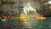 Kajak-Tour der Piraten Route in Cabo de Gata, Almeria, Kayaking & Canoeing