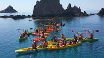 Kayak and Snorkel Tour of Cabo de Gata in Andalucia, Almeria
