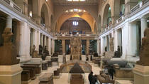 Private Day Tour: Egyptian Museum, Citadel and Khan El Khalil Bazaar and Lunch on Cairo River ...