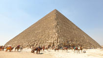 Private Day Tour: Giza Pyramids, Sphinx and Sakkara from Hurghada, Hurghada