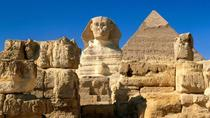 Private Guided Day-Tour to Giza and Saqqara Pyramids including Lunch from Cairo, Cairo, Day Trips