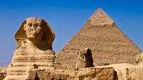 Private Half-Day Tour to the Pyramids of Giza with Lunch from Cairo, Cairo, Private Sightseeing ...