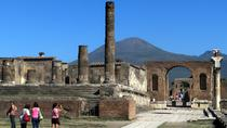 Day Trip from Naples: Pompeii and Mount Vesuvius, Naples, Private Sightseeing Tours