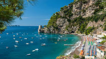 Small-Group Amalfi Coast Day-Trip from Salerno Including Lunch, Salerno, Ports of Call Tours