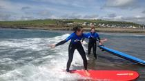 Surf Lesson for Couples in Kinsale, コーク