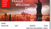 Prague Welcome Card, Prague