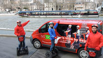 Paris Segway Tour with Ticket for Seine River Cruise, Paris, Segway Tours