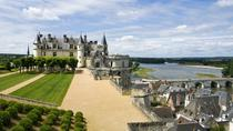 Three Top Loire Valley Castles with Lunch and Amboise Walking Tour, Paris, Multi-day Tours