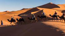 3-Day Private Tour to Erg Chebbi Dunes, Atlas Mountains and Todra Gorges from Marrakech, Marrakech,...