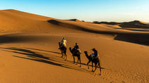 6 Days Tour to Morocco imperial cities and Sahara desert from CASABLANCA, Casablanca, Private...