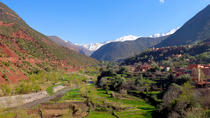 Full-Day Private Tour to the Waterfall of Ourika Valley from Marrakech, Marrakech, Private ...