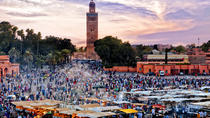 Private Guided Half-Day Marrakech City Tour, Marrakech, Half-day Tours