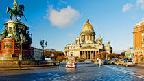 Small Group St. Petersburg Visa-Free Shore Experience, St Petersburg, Day Trips