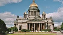 St. Petersburg 3-Day Tour with Round-Trip Transfers, St Petersburg, Multi-day Tours