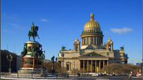 St. Petersburg Half-Day City Tour Including Walking Tour to Peter and Paul Fortress , St ...