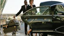 Low Cost Private Transfer From Karlovy Vary International Airport to Prague City - One Way, Prague,...