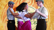 Dublin Traditional Belvedere Irish Night Show including 3 course Dinner, Dublin