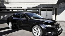 Private Arrival Transfer: Prague Airport to Central Prague, Prague, Private Transfers
