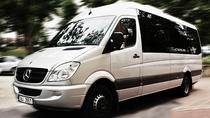 With comfortable minibus Mercedes Sprinter from Passau to Prague, Prague, Airport & Ground Transfers